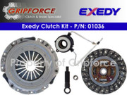 Exedy OEM Clutch Kit Set  and  Slave Cylinder 1993 Jeep Wrangler Yj Cherokee Xj 2.5L