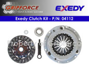 Exedy Genuine OEM Clutch Pro-Kit Geo Storm Isuzu Impulse Stylus 1.6L Base S Xs