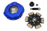 FX Stage 3 Clutch Kit 1987-88 BMW M6 3.5L E24 S38 87-93 M5 E28 E34 3.5L 3.6L V6