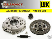 LuK OE Clutch Kit 87-93 BMW 325i 325is 325ix E30 88-90 525i M20 E34 2.5L V6 SOHC