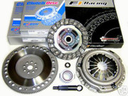 Exedy OEM Clutch Kit and FX Race 9.75Lbs Flywheel 92-93 Integra Rs LS GS GSR B17 B18