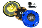 FX Kevlar Clutch Kit and Aluminum Flywheel 92-93 Acura Integra B17 GS-R B18 GS LS Rs