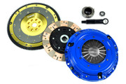 FX Racing Multi-Friction Clutch Kit and Aluminum Flywheel 1992-93 Integra 1.7L 1.8L