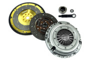 FX Racing OE Clutch Kit and Aluminum Flywheel 1992-1993 Acura Integra RS LS GS Gs-R