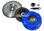 FX Stage 2 Clutch Kit & HD Nodular Flywheel Set for 1992-1993 Acura Integra