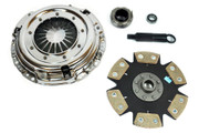 FX Racing Xtreme 6Puck Rigid Clutch Kit 92-93 Acura Integra RS LS GS GSR B17 B18