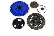 FX Stage 1 Clutch Kit VW Rabbit Scirocco Golf Jetta 1.8L 2.0L 16 Valve 9A Petrol
