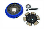 FX Racing Stage 3 Clutch Kit Set 1987-1992 Toyota Supra Turbo 3.0L I6 DOHC 7MGTE