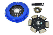 FX Racing Stage 3 Race Clutch Kit 88-92 Toyota Corolla All-Trac MR2 Supercharged