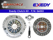 Exedy OEM Clutch Pro-Kit Set 90-92 Nissan Stanza XE Gxe SE 90-91 Axxess 2WD 2.4L