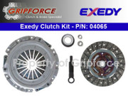 Exedy Genuine OEM Clutch Pro-Kit Set 91-92 Isuzu Rodeo Suv 3.1L V6 2WD 4WD #Mm5