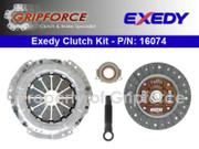 Exedy OE OEM Clutch Pro-Kit Set 1989-92 Geo Prizm 1988 Toyota Corolla Fx16 1.6L