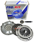 Exedy Clutch Kit and FX Chromoly Flywheel Eclipse Talon Laser Fwd 2.0L Turbo 6Blt
