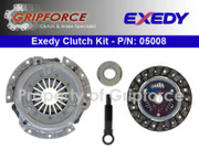 Exedy OE OEM Clutch Kit Set Fits Eagle Summit Hyundai Excel Pony 1.4L 1.5L 1.6L