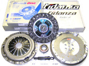 Exedy OEM Clutch Kit and Fidanza Flywheel Eclipse Talon Laser Fwd 2.0L Turbo 6-Bolt