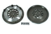 FX Racing Chromoly Flywheel 90-4/92 Talon Eclipse Gst Laser 6Bolt 2.0L Turbo Fwd