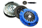 FX Stage 2 Clutch Kit and Fidanza Flywheel Eclipse Talon Laser Awd 2.0L Turbo 6-Bolt