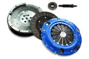 FX Stage 2 Clutch Kit and Fidanza Flywheel Eclipse Talon Laser Fwd 2.0L Turbo 6-Bolt