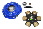 FX Racing Stage 3 Clutch Kit Camaro Z28 Iroc-Z Firebird 5.0L Chevy Corvette 4 and 3Sp 5.7L