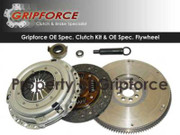 Gripforce OE Clutch and Flywheel Kit 1990-92 Beretta GT Cavalier Z24 Sunbird 3.1L V6