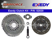Exedy Genuine OEM Clutch Pro-Kit Set 1988-1992 Audi 80 90 100 Quattro 2.3L SOHC