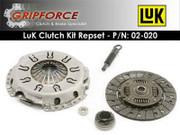 LuK OE OEM Repset Clutch Kit 1988-1992 Audi 80 90 100 & Quattro 2.3L 5Cyl SOHC