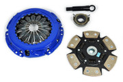 FX Stage 3 Clutch Kit 6/1985-12/1989 Toyota MR2 GT 4AGE 9/89-5/91 Celica St 1.6L