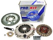 Exedy OE Clutch Kit and FX Racing Chromoly Flywheel 89-91 Mazda Rx7 Turbo 1.3L 13B Fc