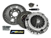 FX Racing OE Clutch Kit and Chromoly Flywheel 86-91 Mazda RX-7 Turbo 1.3L 13Bre 5Spd