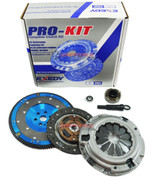 Exedy OEM Clutch Kit and FX Aluminum Flywheel 1989-91 Honda Civic CRX 1.5L 1.6L SOHC