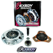 Exedy Racing Stage 1 Clutch Kit 1990-1991 Honda Civic Rt 4WD Wagon 1.6L SOHC D16