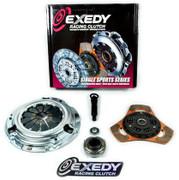 Exedy Racing Stage 2 Thin Clutch Kit Set 1990-91 Honda Civic CRX 1.5L 1.6L SOHC