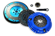 FX Racing Stage 1 Clutch Kit and Aluminum Flywheel 1989-91 Civic CRX 1.5L 1.6L SOHC