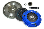 FX Racing Stage 1 Clutch Kit and Chromoly Flywheel 1989-91 Honda Civic CRX 1.5L 1.6L