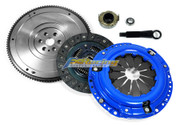 FX Racing Stage 1 Clutch Kit & HD Nodular Flywheel for 1989-1991 Honda Civic / CRX D15 D16 1.5L 1.6L SOHC 4cyl