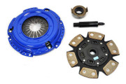 FX Racing Stage 3 Race Clutch Kit 1990-1991 Honda Prelude S Si 4Ws Alb 2.0L 2.1L