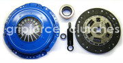 FX Racing Stage 1 Clutch Kit 1988-91 BMW M3 Base Coupe 2.3L E30 4Cyl 5Speed DOHC