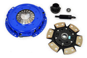 FX Racing Stage 3 Clutch Kit 1988-91 BMW M3 Base Coupe 2.3L E30 4Cyl 5Speed DOHC