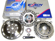 Exedy OEM Clutch Kit and Hf01 Racing Flywheel 90-91 Integra RS LS GS B18 1.8L S1 Y1
