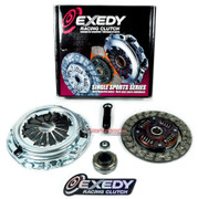 Exedy Racing Stage 1 Organic Clutch Kit 90-91 Acura Integra 1.8L B18 S1 Y1 Cable