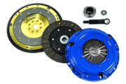 FX Racing Stage 2 Clutch Kit and Aluminum Flywheel 1990-1991 Acura Integra 1.8L B18