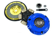 FX Racing Stage 3 Clutch Kit and Aluminum Flywheel 90-91 Integra 1.8L B18 S1 Y1 B16A