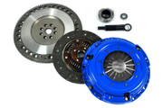 FX Stage 1 Clutch Kit and 9.75Lbs Chromoly Flywheel 1990-1991 Acura Integra 1.8L B18
