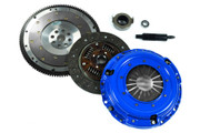FX Stage 1 Clutch Kit and Fidanza Flywheel 90-91 Integra RS LS GS 1.8L B18 S1 Y1 J1