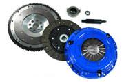 FX Stage 2 Clutch Kit and Fidanza Flywheel 90-91 Integra RS LS GS 1.8L B18 S1 Y1 J1
