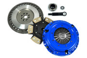 FX Stage 3 Clutch Kit and 9.75Lbs Lightweight Flywheel 90-91 Acura Integra 1.8L B18