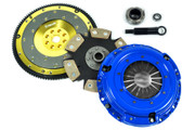 FX Stage 4 Clutch Kit and Aluminum Flywheel 1990-91 Acura Integra RS LS GS 1.8L B18