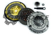 Gripforce OE Clutch Kit and Aluminum Flywheel 90-91 Acura Integra RS LS GS 1.8L B18