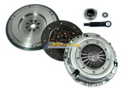 Gripforce Premium Clutch Kit & HD Nodular Flywheel Set for 1990-1991 Acura Integra RS LS GS 1.8L B18 S1 Y1