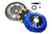 FX Racing Kevlar Clutch Kit  and Chromoly Flywheel 89-90 240SX Base SE XE 2.4L KA24E